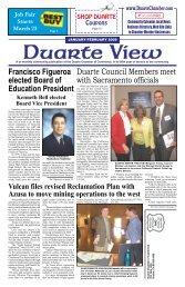 Duarte View - Chamber Organizer