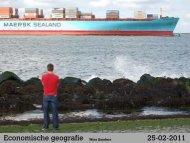Economische geografie 25-02-2011 - Urban Unlimited