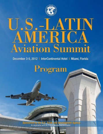 Final Program (PDF) - American Association of Airport Executives