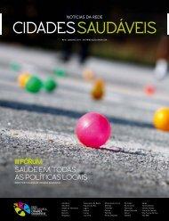 CIDADES SAUDÁVEIS