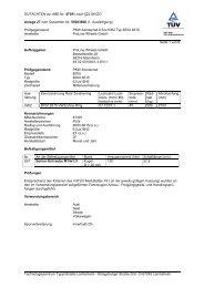 GUTACHTEN zur ABE Nr. 47391 nach §22 StVZO Anlage 27 zum ...