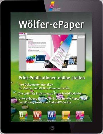 Wölfer-epaper