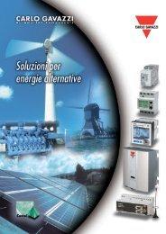 Soluzioni per energie alternative - Gruppo Somet