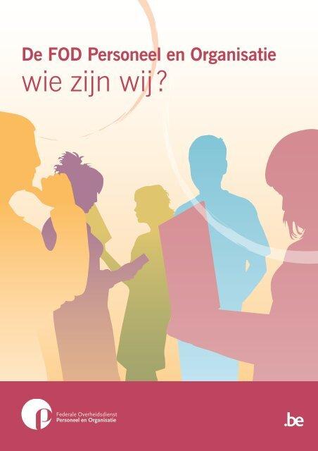 Wie zijn wij? (PDF, 869.03 Kb) - Fedweb - Belgium