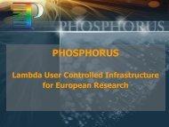 D7.1.1: Phosphorus presentation