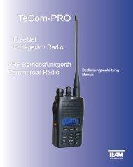 TeCom-PRO TeCom-PRO - Team Electronic