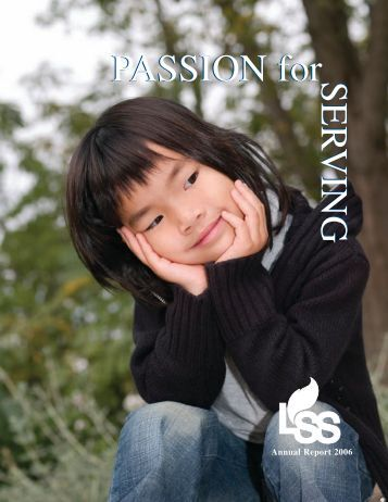 2006 Annual Report - Lutheran Social Services of Wisconsin and ...