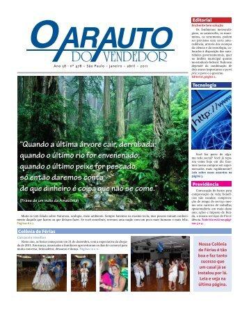 Edição nº 478 em pdf - Sindicato dos Vendedores