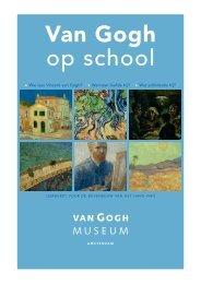 Bovenbouw HAVO-VWO - Van Gogh Museum