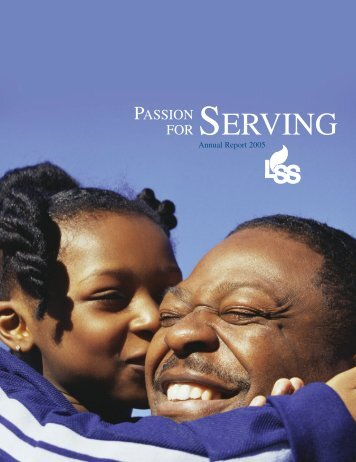 2005 Annual Report - Lutheran Social Services of Wisconsin and ...
