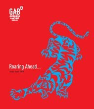 Full Version Guinness Anchor Berhad Annual Report 2010 - Gab