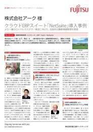 SuiteTalk (Web Services) Platform Guide - NetSuite