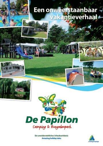Download brochure - De Papillon!