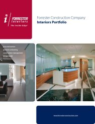 Electronic Cover- Interiors.indd - Forrester Construction