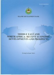 Economic Lecture Series-2: MENA - Islamic Development Bank
