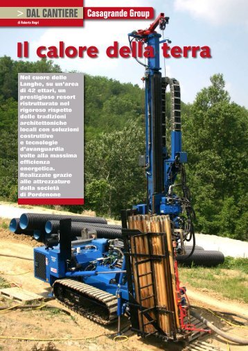 HBR205GT Rolfo - CASAGRANDE GROUP