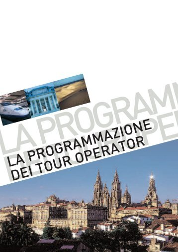 La programmazione dei tour operator - Spain