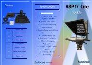 SSP17 Lite Guide.pdf - Autocue
