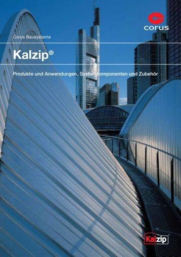 Kalzip® - SIMA-BAU Siegler GmbH
