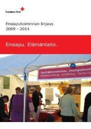 SISÄLTÖ - RedNet - Punainen Risti