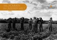 WILLKOMMEN IN UNSERER WELT - Slow Food Burgenland