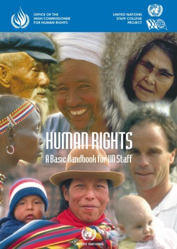 Human Rights: A Basic Handbook for UN Staff - Office of the High ...