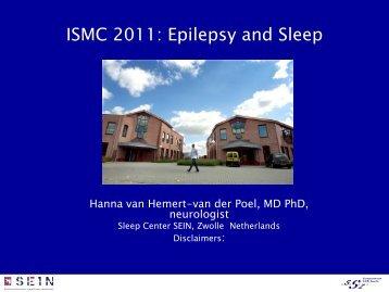 Epilepsy and Sleep - NSWO