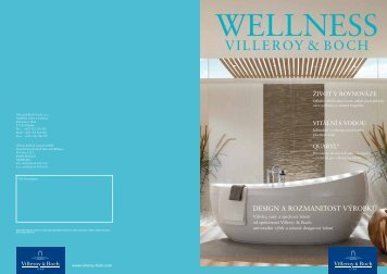 WELLNESS - Villeroy & Boch