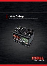 Die neu entwickelte Blei-Säure-Batterie   Optimal für den Start-Stop ...