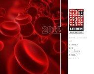 2012 annual report in pdf - Leiden Bio Science Park