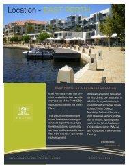 East Perth .pdf - City of Perth
