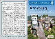Arnsberg Info