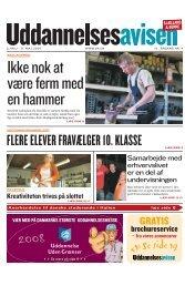 FLERE ELEVER FRAVÆLGER 10. KLASSE