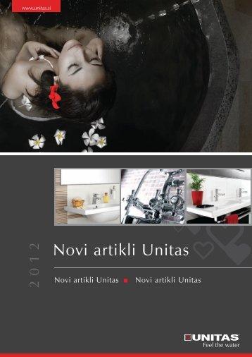 Katalog UNITAS - Tapro Trgovina