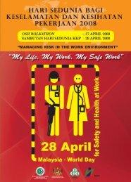 hari sedunia bagi keselamatan dan kesihatan pekerjaan ... - NIOSH