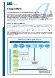 IT Management Service - ABeam Consulting