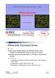 Differential Gene Expression Differentially Expressed Genes