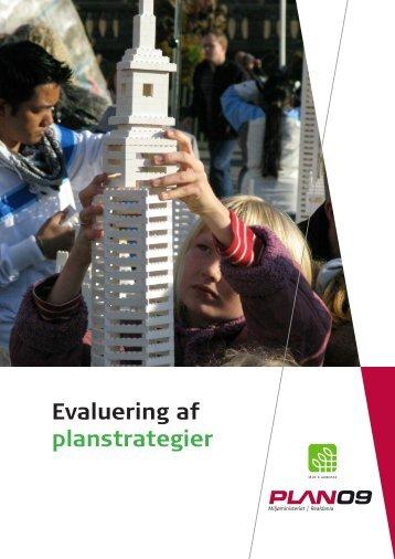 Evaluering af planstrategier