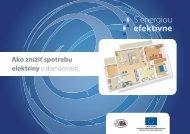 Ako znížiť spotrebu elektriny v domácnosti - Slovenská inovačná a ...