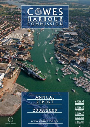 Annual Report 2009 - SailingNetworks