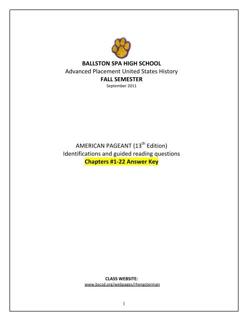 Chapters 1-22 Workbook