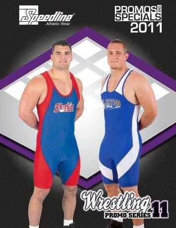 Promo Catalog - Speedline Athletic Wear