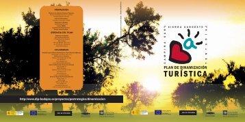 Patrimonio Natural - web dip Badajoz