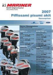 2007 Piffissami pisumi akit - mercurymarine.dk