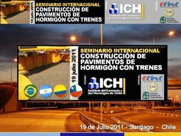 Experiencias en Autopista Rosario - ICPA