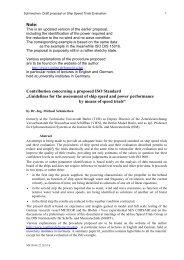 ISO '00 Proposal - Michael Schmiechen, Berlin: Homepage - T-Online