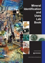 Mineral Identification and Uses Lab Book - Minerals - SA.Gov.au