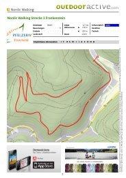 Nordic Walking Nordic Walking Strecke 1 Frankenstein - Zentrum ...