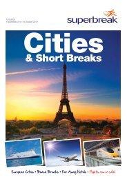 Paris - Superbreak