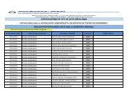 CONVOCATORIA Nº 475-05-2012-SISOL/MML